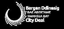 Logo Bargen Ddinesig Bae Abertawe